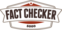 Fact Checker 5000 Logo
